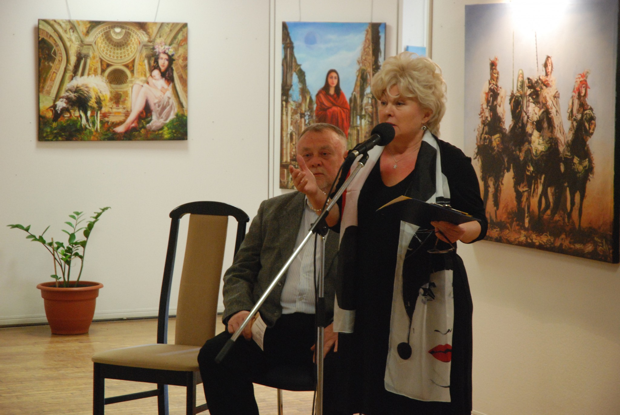 Dombi Erzsébet Lívia, Liza (fotó: Szabó Csaba)